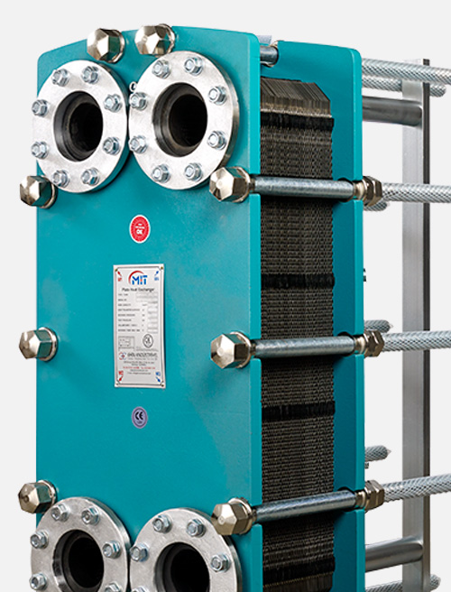 6180 Model Plate Heat Exchanger