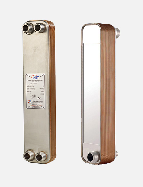 MB - 08 Model Brazed Heat Exchanger